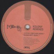 [T]ékël - Kolony Remixes - Initial Cuts - INITIAL 003